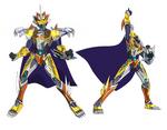 Gilbert Character Design - Iron Bone