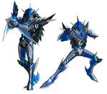 Luke Character Design - Iron Bone