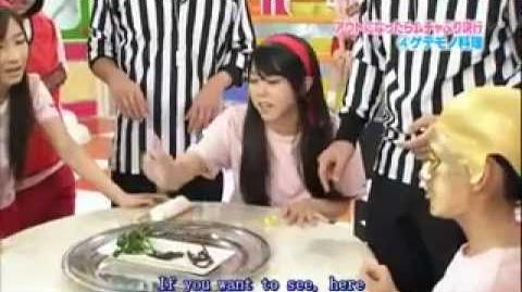 Yuko goes Yey