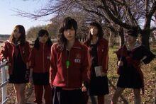 MG4 Team Hinabe