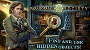 Paranormal Society game logo