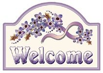 Welcome-violets