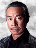 Ken Ishikari TV Asahi 2017