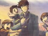 Epilogue OVA: Message