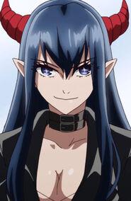 Eligos smiling