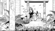 Solomon with his pillars