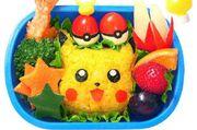 Pikachu Fruit Salad