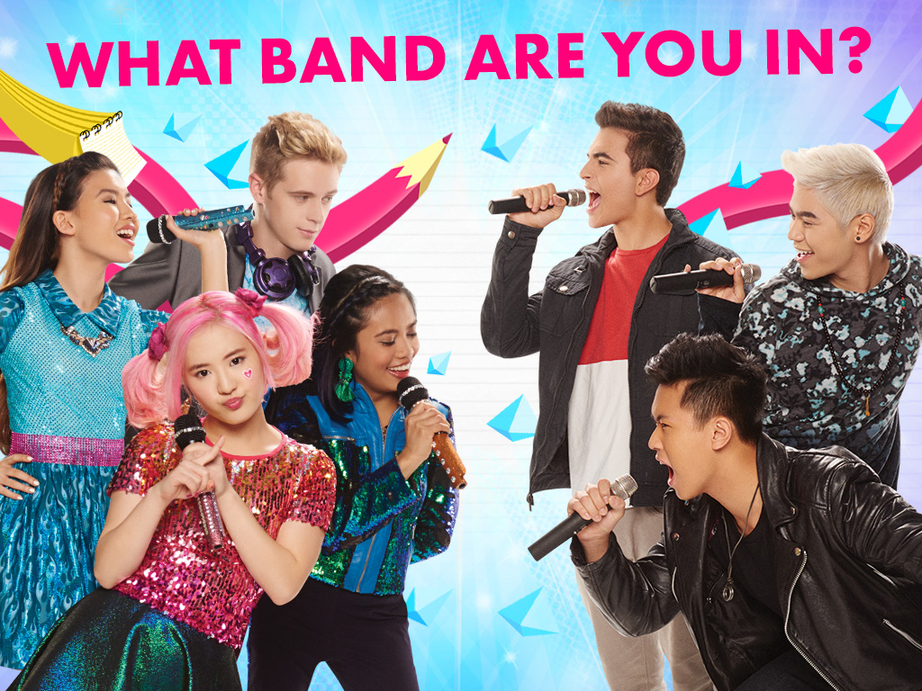 What Band Are You In? | Make It Pop Wiki | FANDOM powered by