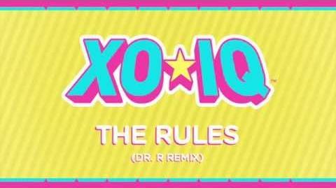 XO-IQ - The Rules (Dr
