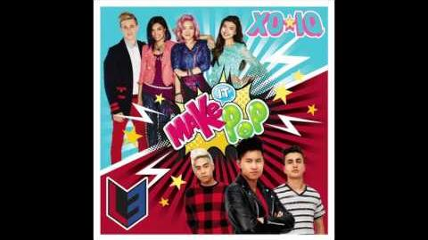 Make it Pop's XO-IQ – I Promise You That (Official Audio)