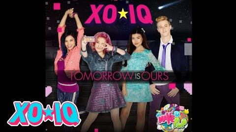 Make It Pop's XO-IQ - Where Our Hearts Go (Audio)