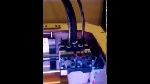 Makerbot Replicator 1 X-Axis slipping