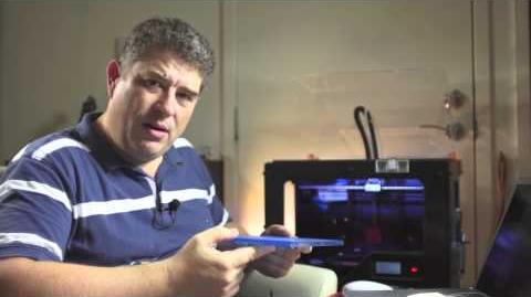 3D Printing with the Replicator 2 - Introduction (1 of 8)