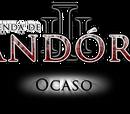 A lenda de Pandória III: ocaso