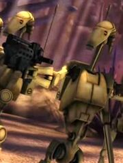 B1 battle droid 5 (Rugosa)