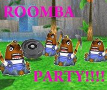 Roombaparty