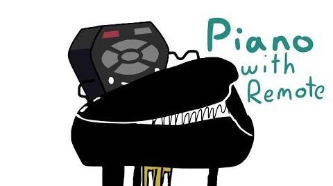 Remote Discovers a Piano