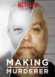 Making a Murderer season 1 official Canadian poster