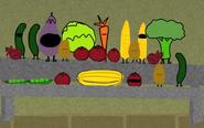 Vegetable fiends web