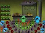 Vegetable fiends
