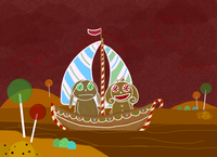 Chocolate Lake