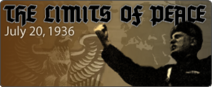 The Limits of Peace