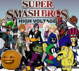 Super Smash Bros. High Voltage