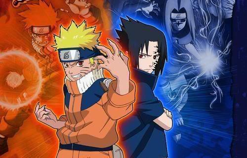 Naruto And Sasuke Soul Dragneel 34404638 500 319
