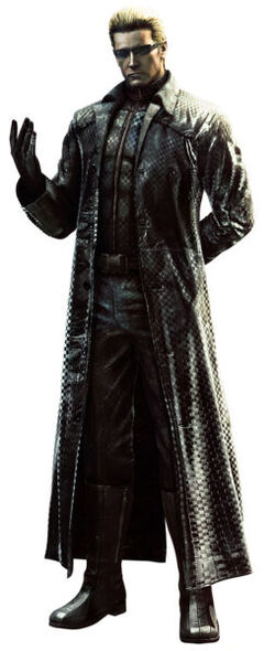 Albert Wesker RE5
