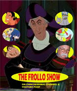 The frollo show poster season 1