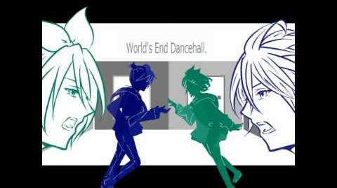 【鏡音リン・レン】 World's End Dance Hall (Rin and Len Kagamine cover)