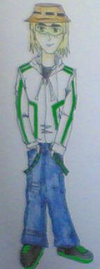 Liam 16 my design
