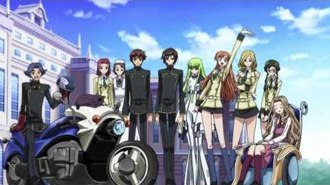 Code Geass. Opening 1. Version 2. HD . 1080p.