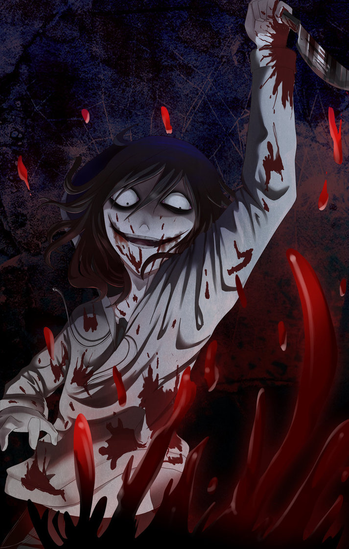 Creepypasta The Fighters Jeff The Killer Making The Crossover