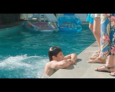Zac's Pool Party