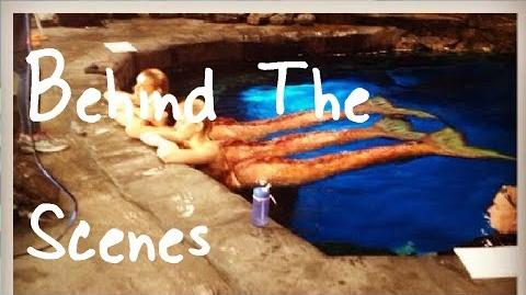 Mako Mermaids Behind The Scenes S1