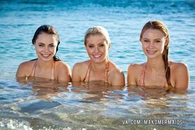 Nixie, Sirena & Lyla