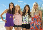 Mako Mermaids Girls Cast