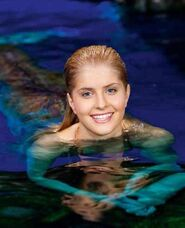 Sirena In Water