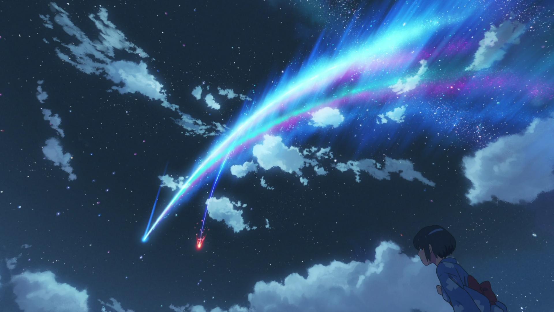 Comet Tiamat | Makoto Shinkai Wiki | FANDOM powered by Wikia