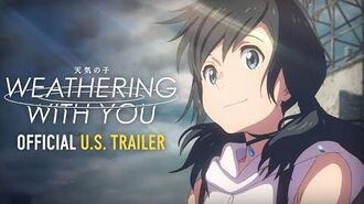 Weathering With You Official Subtitled U.S. Trailer, GKIDS - January 15