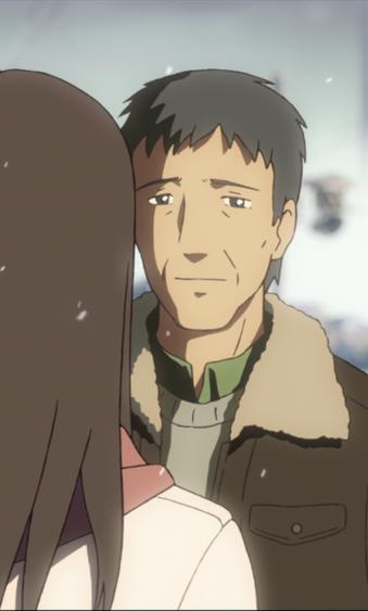 Akari Shinohara S Father Makoto Shinkai Wiki Fandom