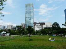 Shiba Park Minata Tokyo August 2014 08