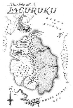 The Isle of Jacuruku