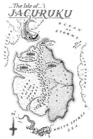 The Isle of Jacuruku