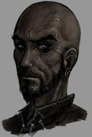 Quick Ben portrait by Slaine69
