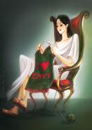 Lady Envy by Paradanmellow