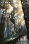 Dust of Dreams Subterranean Cover