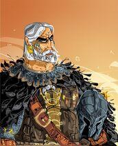 Warleader Gall by Dejan Delic