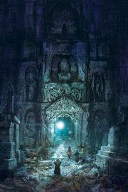 Cover Deadhouse Gates by Marc Simonetti
